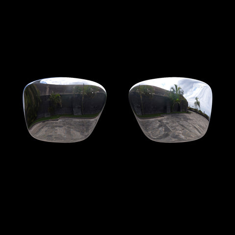 VAPOR - Polarized Lenses - Silver Mirror