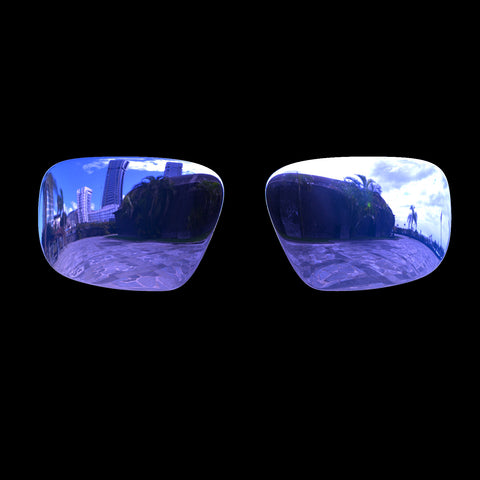 V.1 - Polarized Lenses - Blue Mirror