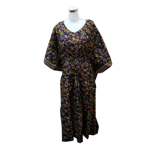Singapore Batik SIA Expendable Dress