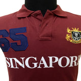 Singapore Jersey Polo Tees