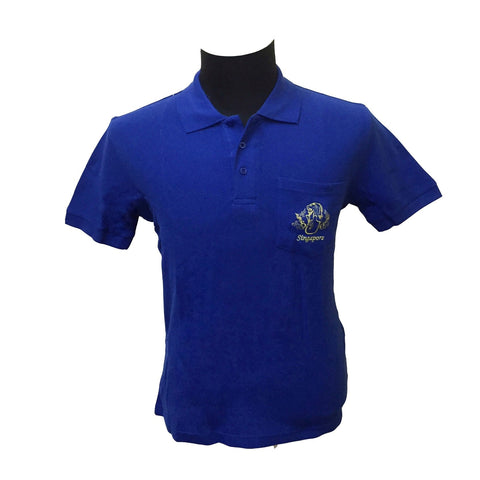 Singapore Pocket Polo Tees