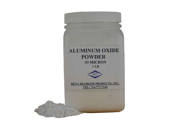 Aluminum Oxide - Various micron sizes