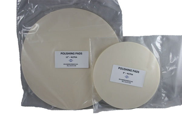 Polishing Pads w/PSA ( packages of 10 )