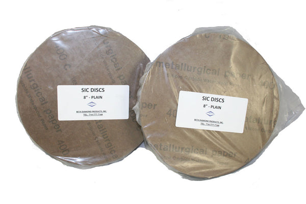 Silicon Carbide Disc ( Packages of 100 )