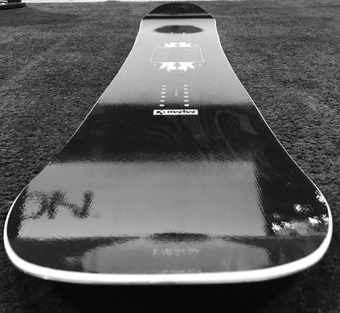 Marhar Snowboards 2017 2018 Darkside Camber Sneak Peak