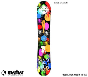 DYOB HALF BREED </br> Mens Custom Design Snowboard