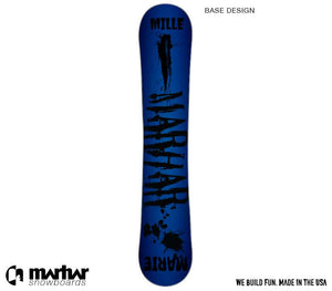 DYOB AURA </br> Womens Custom Design Snowboard