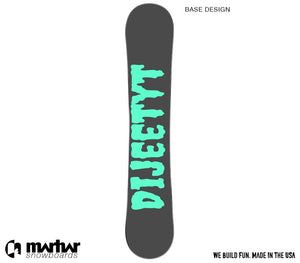 DYOB JADE </br> Womens Custom Design Snowboard