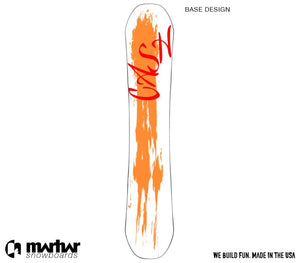DYOB DARKSIDE </br> Mens Custom Design Snowboard