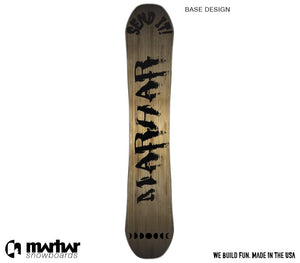 DYOB INVASION Mens Custom Design Snowboard