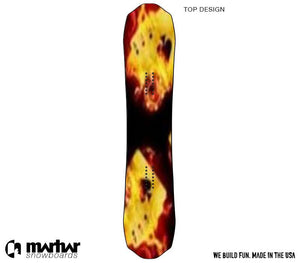 DYOB LUMBERJACK </br> All Terrain Powder Freestyle Custom Design Snowboard