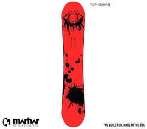 DYOB DARKSIDE Mens Custom Design Snowboard