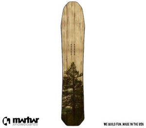 DYOB SASQUATCH Mens Custom Design Snowboard