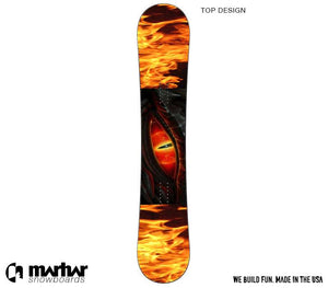 DYOB AURA Womens Custom Design Snowboard