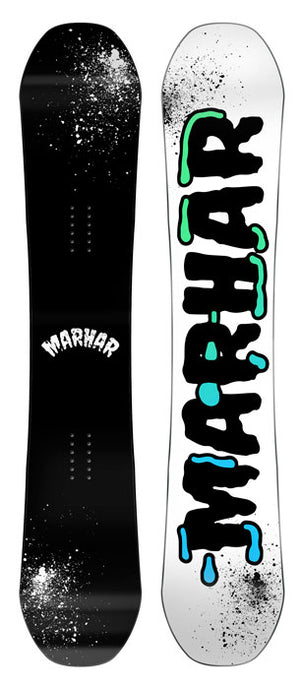 Marhar Custom Graphic Snowboard Design