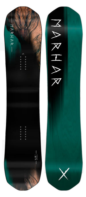 Marhar Snowboards Limited Edition Lumberjack X Camber snowboard