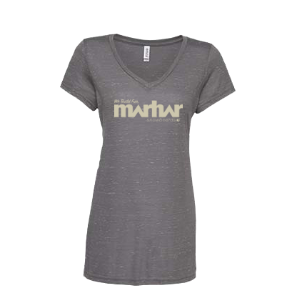 marhar apparel womens heather grey shirt