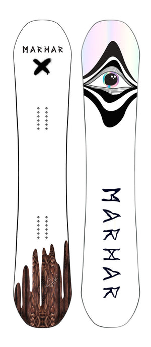 marhar limited edition all terrain snowboard 2020 2021