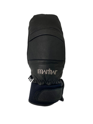 marhar leather mitt front view