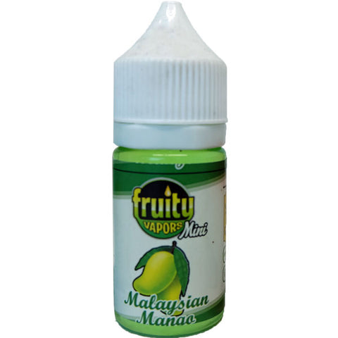 Fruity Vapors Mini - Malaysian Mango [30ml]