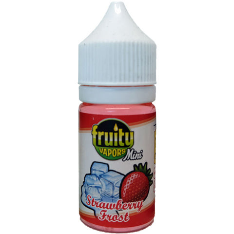 Fruity Vapors Mini - Strawberry Frost [30ml]