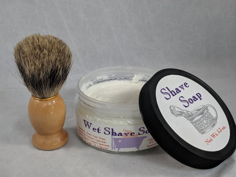 5 O'clock Shadow (Shaving Soap)