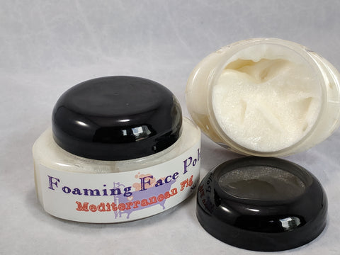 Foaming Face Polish