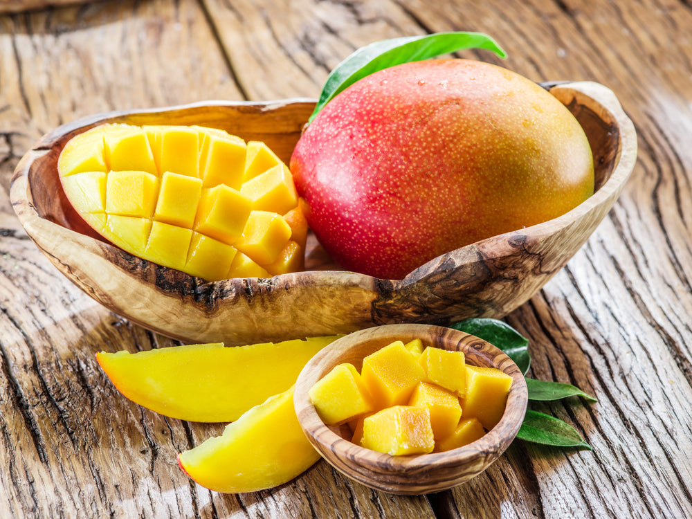 The Tastiest Beauty Ingredient You'll Ever Find! </br> Learn The Benefits of Mango Butter