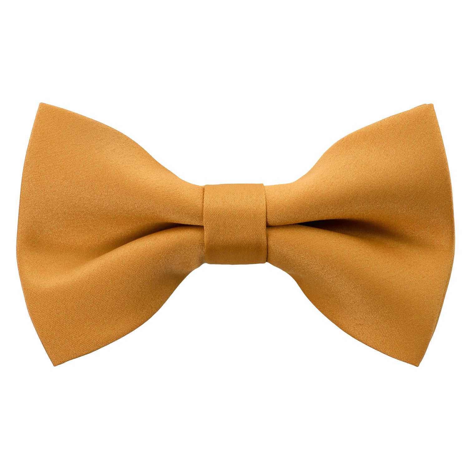 MUSTARD Bow Tie and Handkerchief Set- MONDAYSUIT