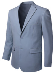 Solid FRENCHBLUE Modern Fit 2 Piece Suit- MONDAYSUIT