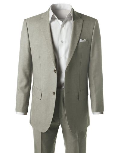Sage Modern Fit 2 Piece Suit