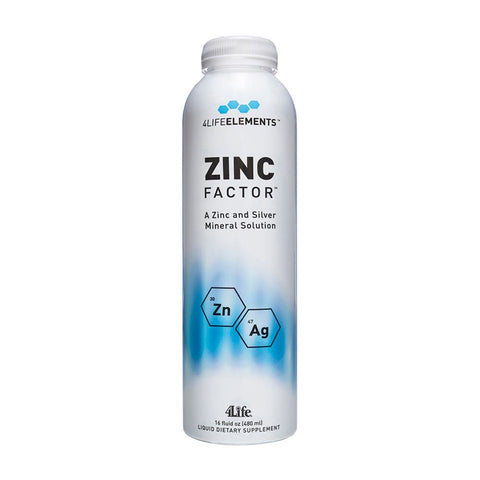 4Life Elements Zinc Factor-NUEVO