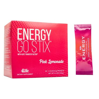 Energy Go Stick Pink Lemonade