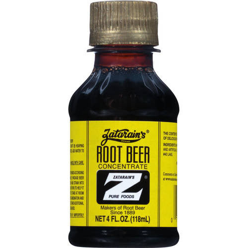 Root Beer Extract Zatarains
