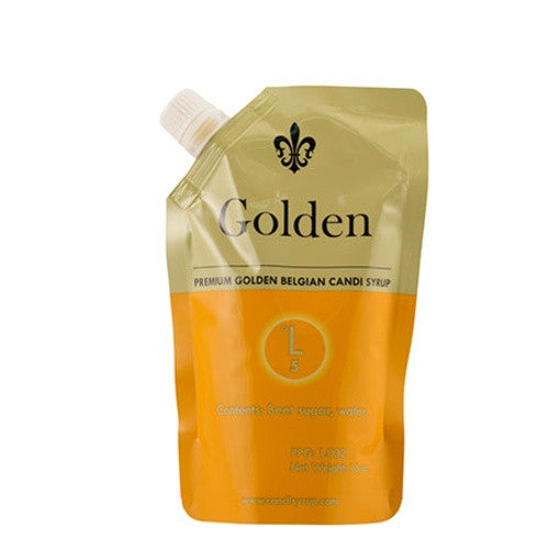 Candi Syrup - Golden (Light) - 1 lb Bag