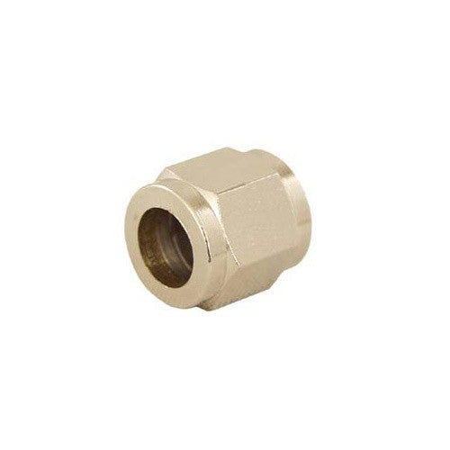 "Flare Nut 1/4"" - For 1/4"" Nipple"