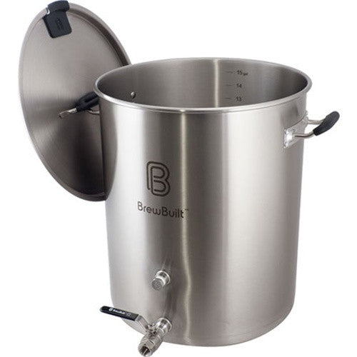 15 gallon BrewBuilt­™ Brewing Kettle