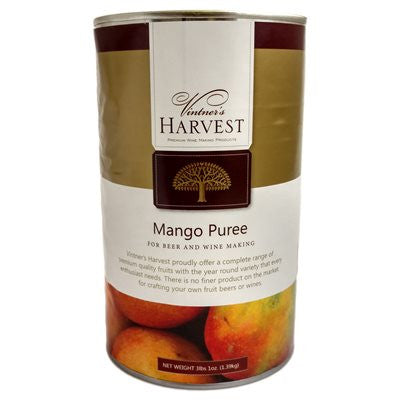 Vintner's Harvest Mango Puree - 49 oz Can