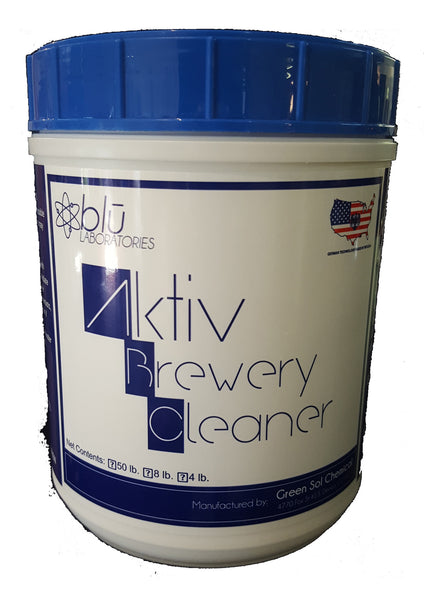 Aktiv Brewery Cleaner 50lb