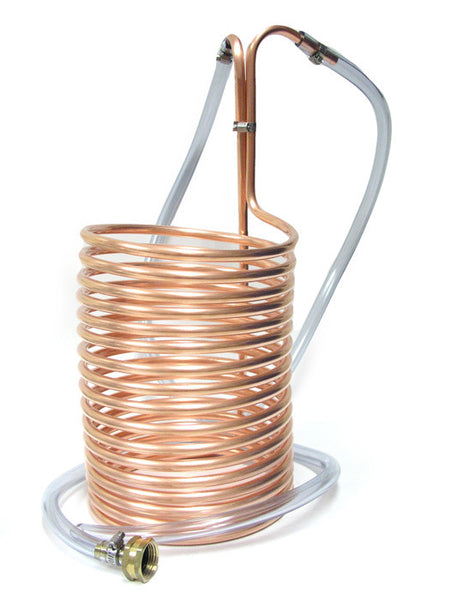 Copper Wort Chiller 50'