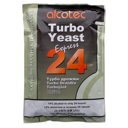 Alcotec 24-Hour Turbo Yeast 205 g