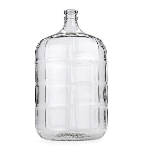 Carboy 6 gal Glass