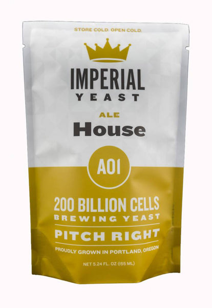 Imperial Yeast - A01 House (Whitbread Pale Ale)