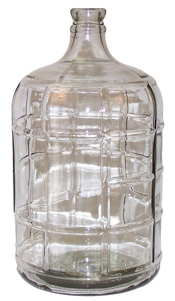 Carboy 3 gal Glass