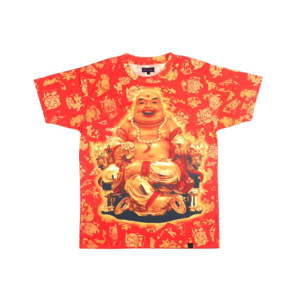 """FORTUNE"" tee front"