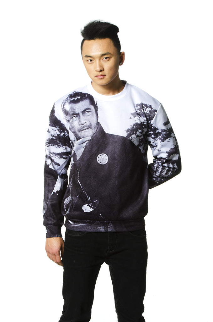 """YOJIMBO"" sweater male 1"