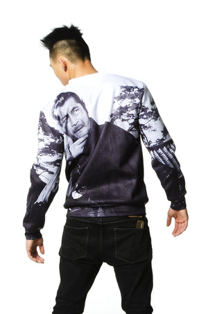 """YOJIMBO"" sweater male 2"