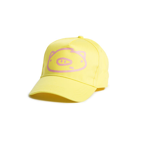 """THINKING CAP"" strapback hat"