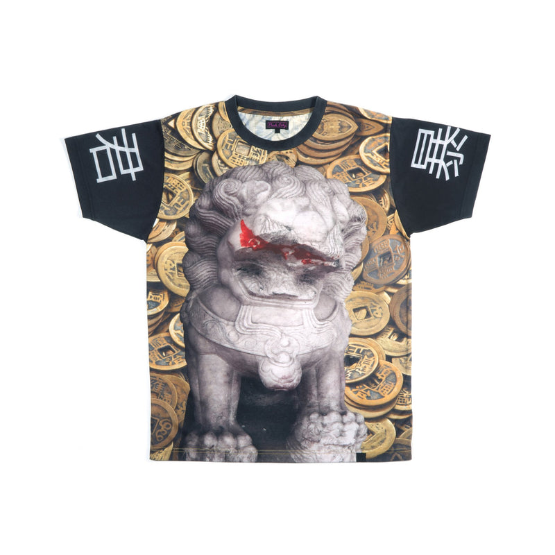 """TYRANT"" tee front"