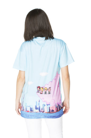 """SANCTUARY"" tee female 2"